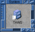 TAWS - The Amiga Workbench Simulation